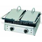 Контактный гриль-тостер (прижимной) Ozti OTM 2