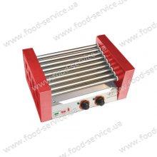 Роликовый гриль Inoxtech HDG 009 на 9 роликов