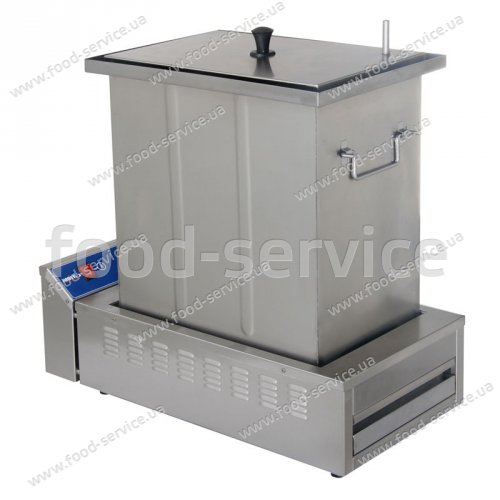 Коптильня для рыбы КП-Г-5-440х290х440