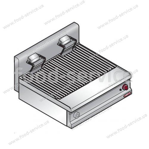 Гриль вапо электрический Bertos PLE80BE
