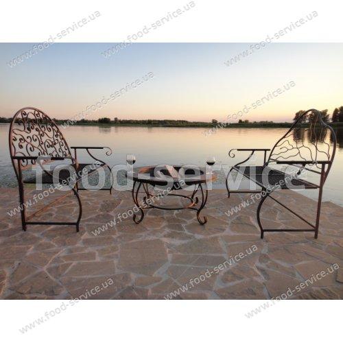 """Костровой стол """"Антарес"""""""