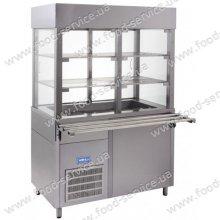 Витрина холодильная кондитерская ВК-1500