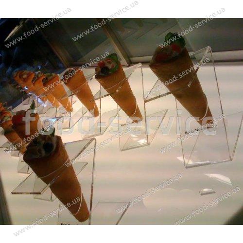 Подставки для подачи и демонстрации конопиццы