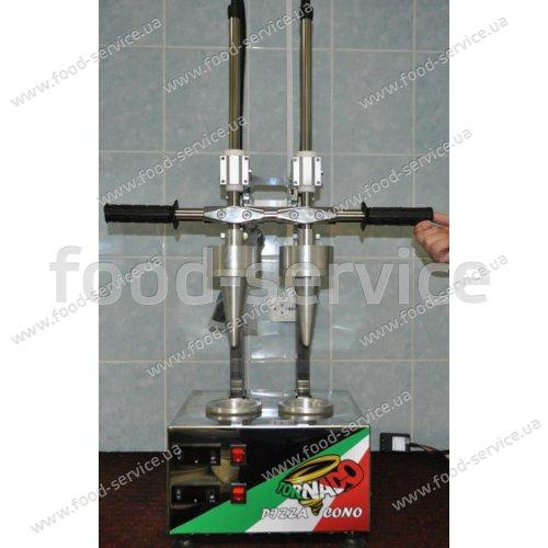 Пресс по изготовлению конопиццы на 2 конуса VM 04-2