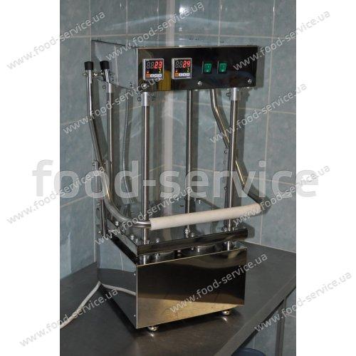 Пресс по изготовлению конопиццы VM-04-4