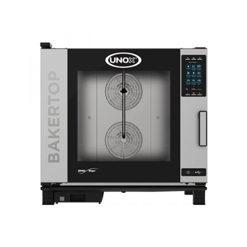 Пароконвекционная печь Unox XEBC04EUEPR