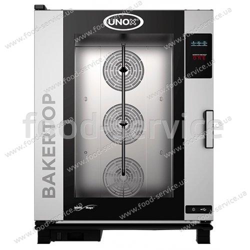Пароконвекционная печь Unox XEBC10EUGPR BAKERTOP