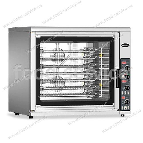 Пароконвекционная печь Unox XB 603G