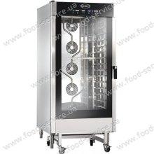 Пароконвекционная печь Unox XVC 1005 P с тележкой