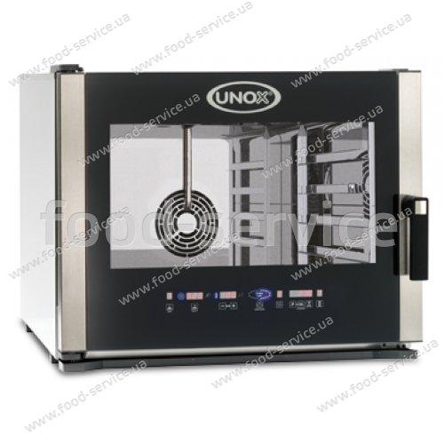 Пароконвекционная печь Unox XVC 305 ChefTop