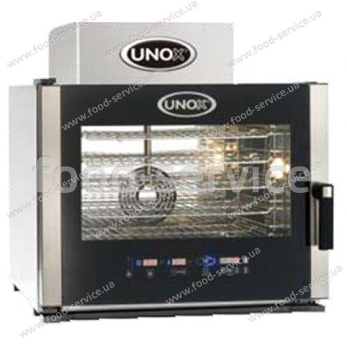 Пароконвекционная печь Unox XVC 314 G (газовая)