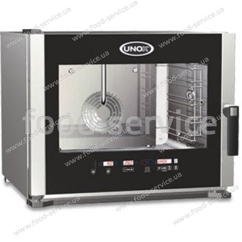 Пароконвекционная печь Unox XVC 505 ChefTop