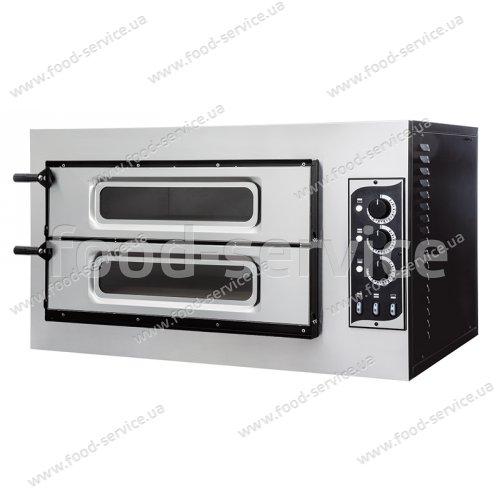 Печь электрическая для пиццы PRISMAFOOD BASIC 2/50G