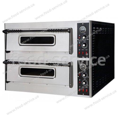 Печь электрическая для пиццы ItPizza MS 4+4