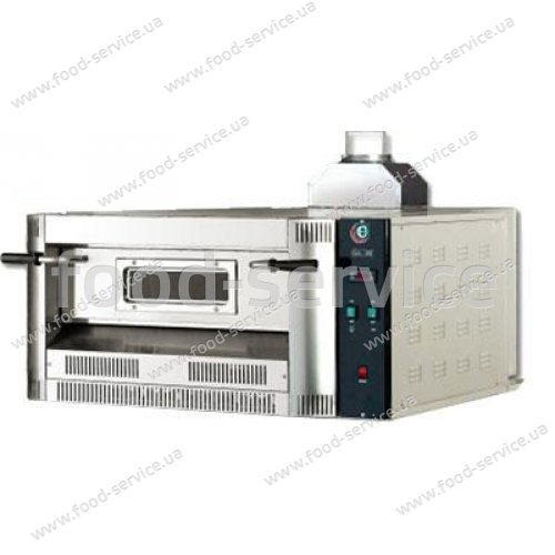 Печь газовая для пиццы CUPPONE GS4-33/1D