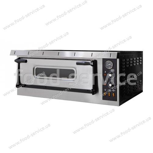 Печь электрическая для пиццы Euromaster Cube 6