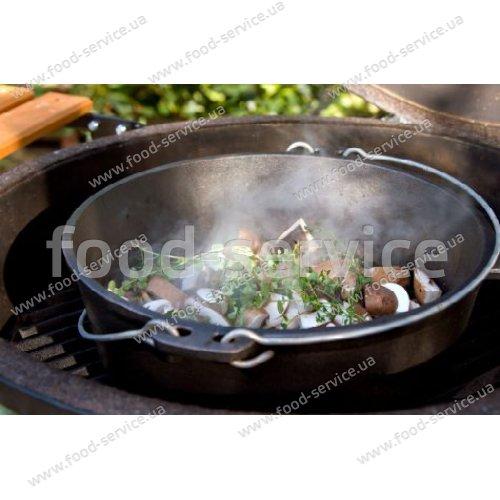 Голандская печь из чугуна DO для грилей Big Green Egg