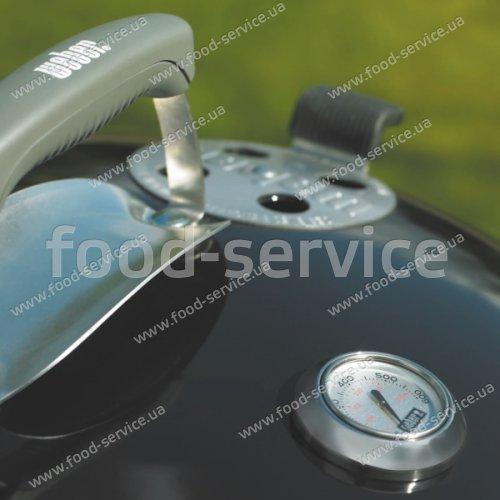 Гриль угольный Weber One-Touch Original 47 см бежевый