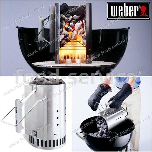 Стартер для розжига угля Weber 7416