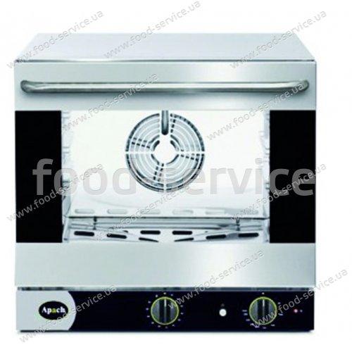 Конвекционная печь Apach A5/4RU (с паром)
