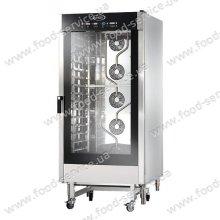 Конвекционная печь Unox XBC 1005 BakerTop (кондитерская с паром)