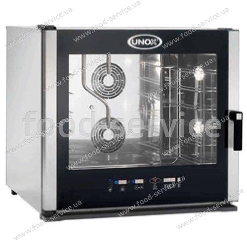 Конвекционная печь Unox XBC 604 BakerTop (кондитерская с паром)