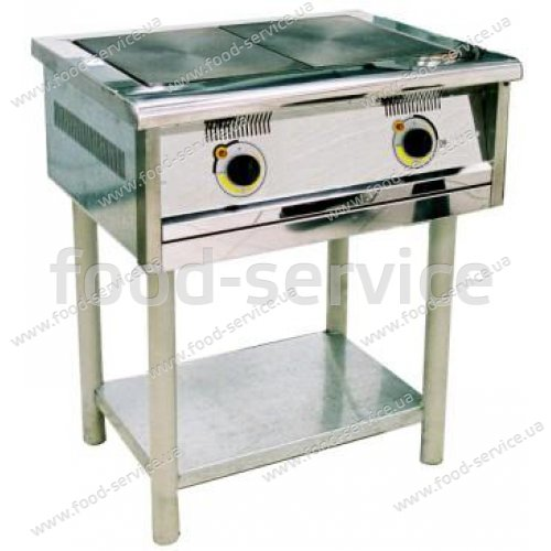 Плита 2-х конфорочная без духового шкафа ПЕ-2