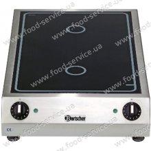 Плита электрическая настольная 2-х конф. Bartscher 104913