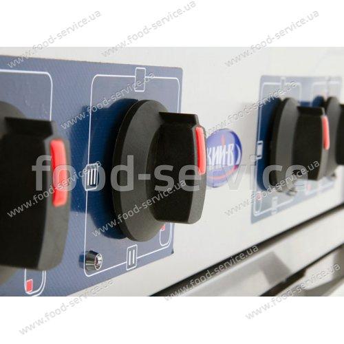 Плита эл. 6-ти конфорочная с духовым шкафом ПЕД-6