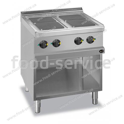 Плита 4-х конфорочная без духового шкафа Apach APRE-77Р