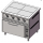 Плита 4-х конфорочная с духовым шкафом ПЭ-4-Ш