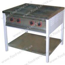 Плита 4-х конфорочная без духового шкафа ПЕ-4Ч