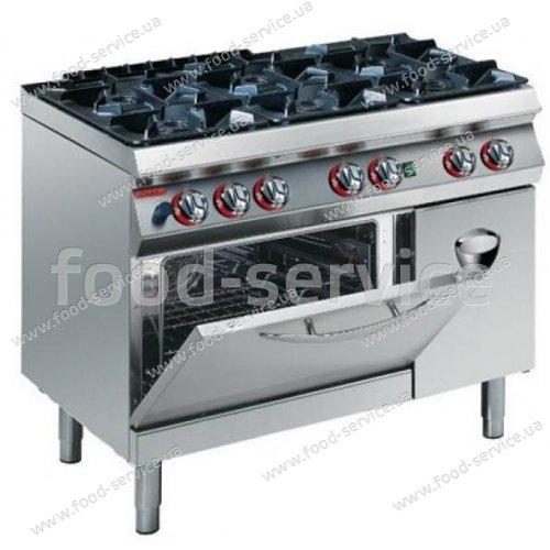 Плита газовая с духовкой Angelo Po 2G1FA0E