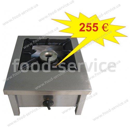 Плита газовая 1 конфорочная Inoksan SOA1