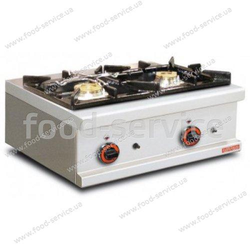 Плита газовая 2-х конфорочная Lotus FO-2G