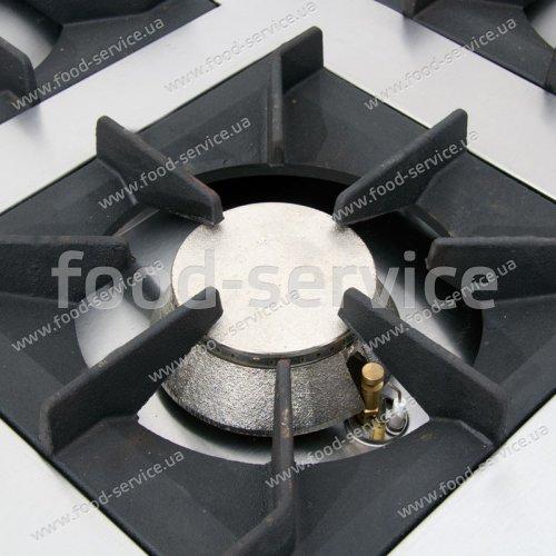Плита газовая 4 конфорочная с духовкой HGR-4G