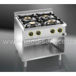 Плита газовая 4 конфорочная Apach APRG-77P