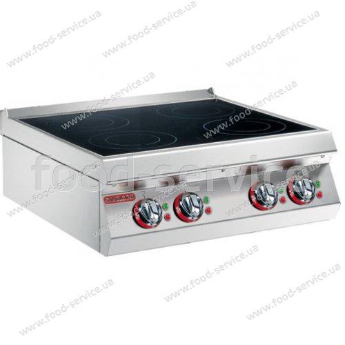 Индукционная плита 4-конфорочная Angelo Po 1G0VT1I настольная