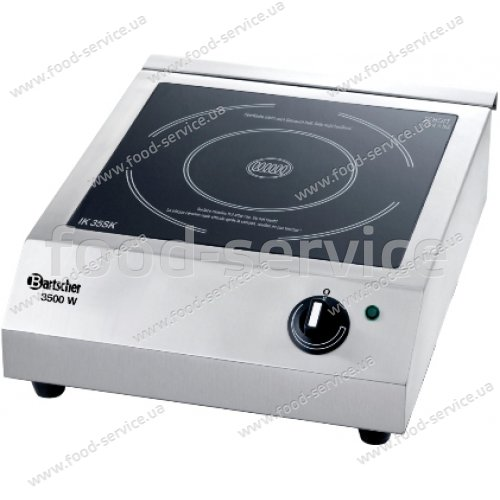 Индукционная плита настольная Bartscher IK 35SK 105837