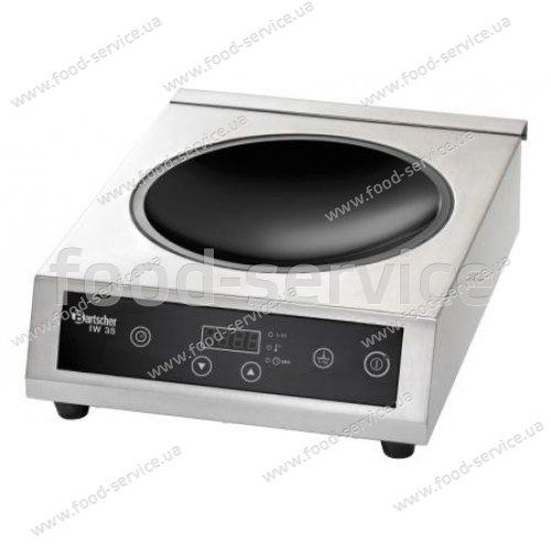 Индукционная плита настольная Bartscher WOK IW 35 Арт.105.983