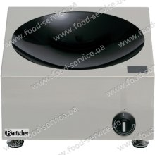 Индукционная плита настольная Wok Bartscher 105840