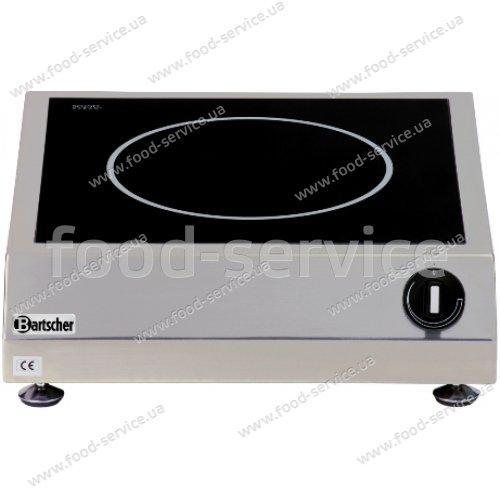 Индукционная плита односекционная настольная Bartscher  A105946