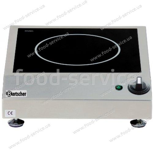 Индукционная плита односекционная настольная Bartscher A105954
