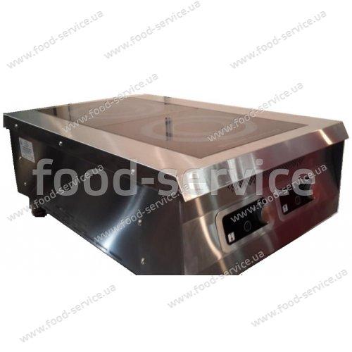 Плита индукционная 2конф. Iterma ПКИ-2ПР-550/850/250
