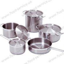 Набор кухонной посуды для индукции 9 пр. Bartscher A130442