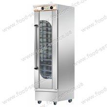 Шкаф расстоечный на 15 уровней Inoxtech ELC-15