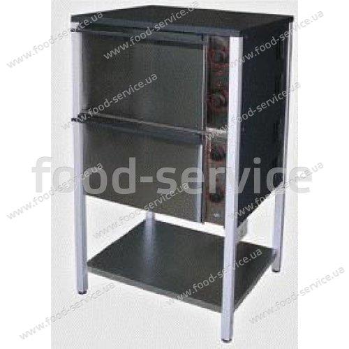 Жарочный шкаф 2-х камерный ШЖЕ 2 Ч
