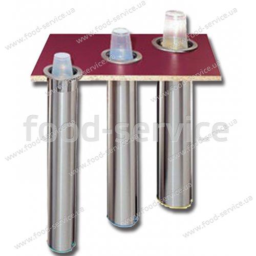Диспенсер для стаканчиков диаметром 85-100 мм