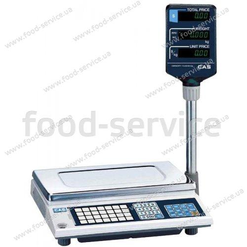 Весы торговые CAS AP-6