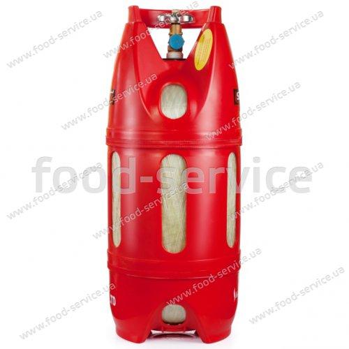 Взрывобезопасный газовый баллон LiteSafe LPG 12 л